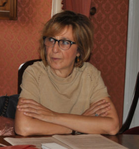 L'assessora Amalia Cherchi