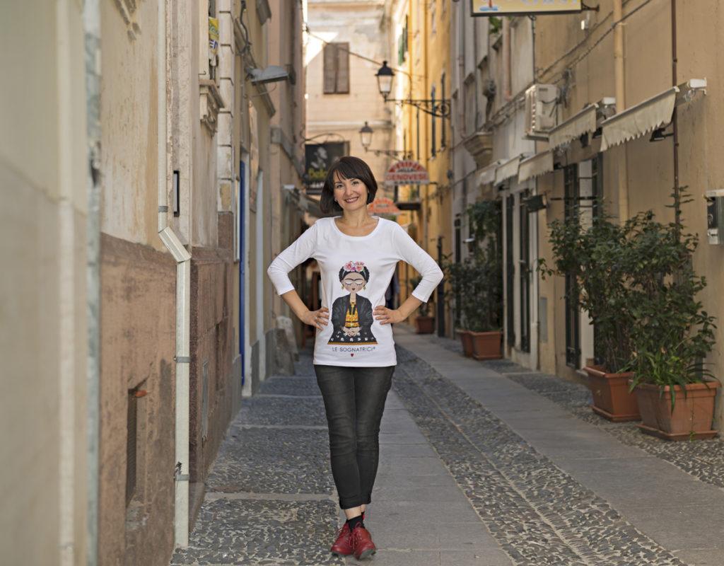 Paola Cassano. 📷 Domenico Rizzo