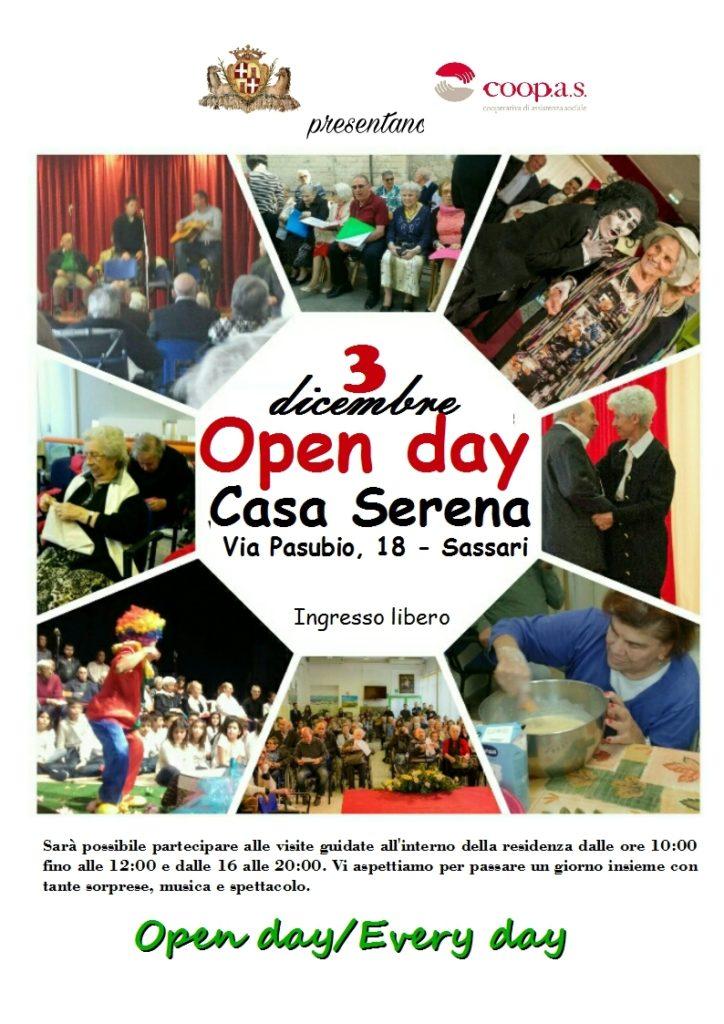 Casa Serena open day