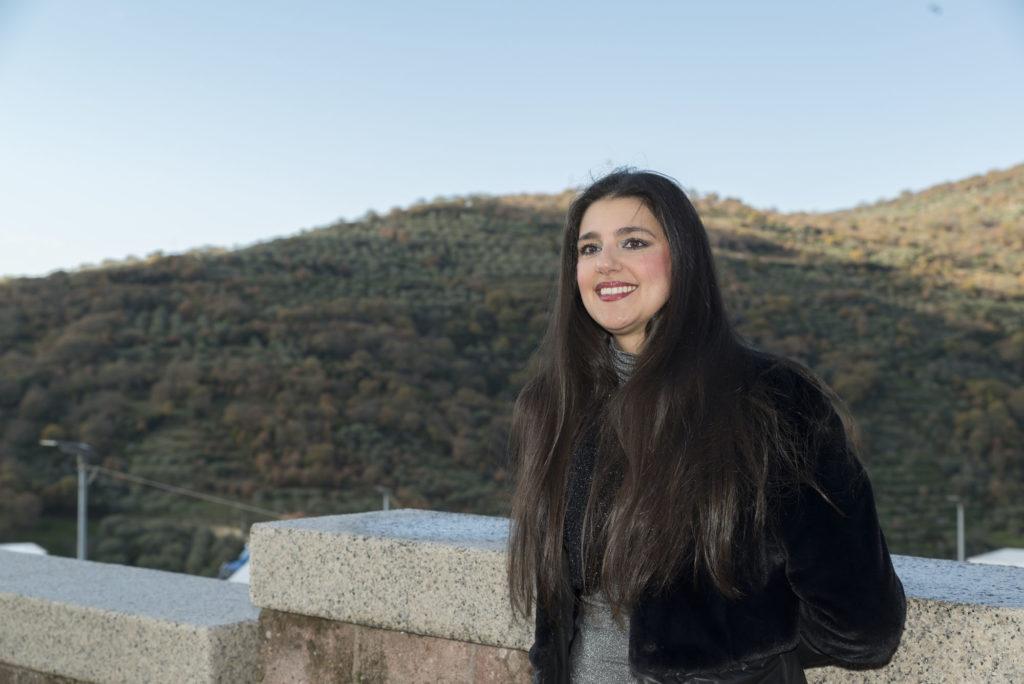 Maria Giovanna Cherchi. 📷 Domenico Rizzo