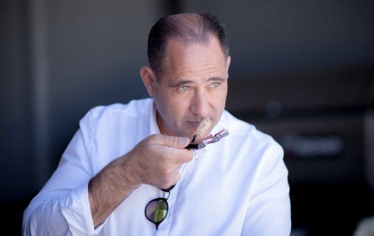 Massimo Ruggero amministratore delegato della Cantina Siddùra