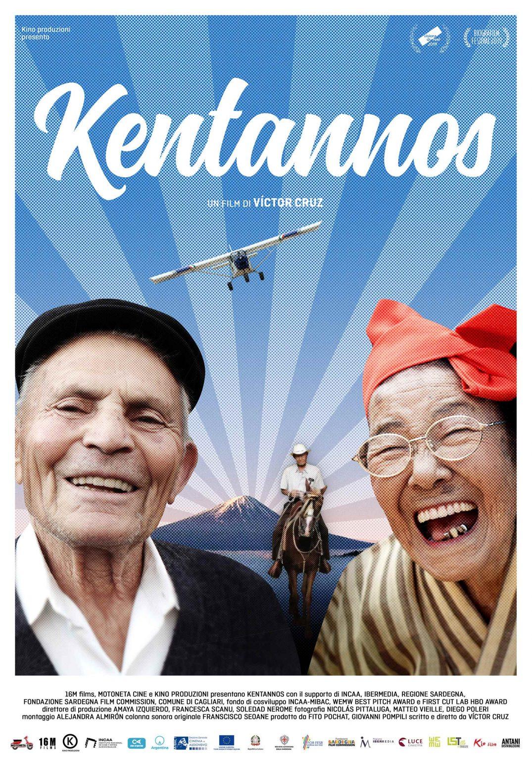 """Il poster di """"Kentannos"""""""