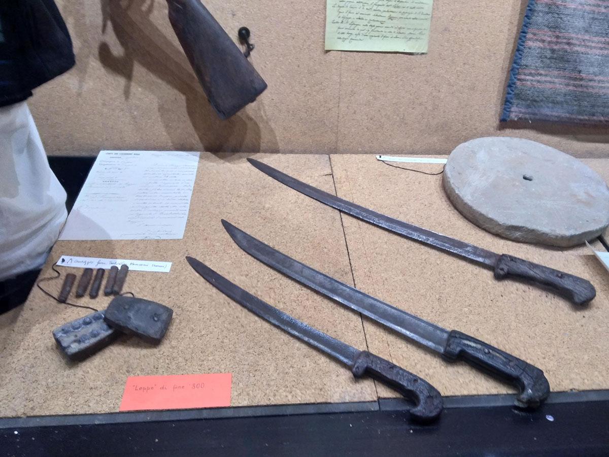 Museo del banditismo di Aggius. 📷 Daniela Piras