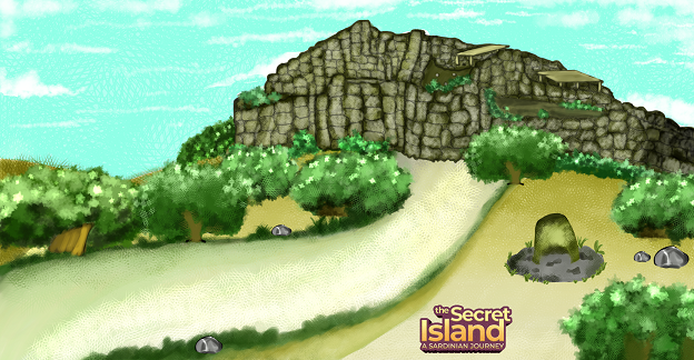 The Secret Island - Nuraghe Cuccurada