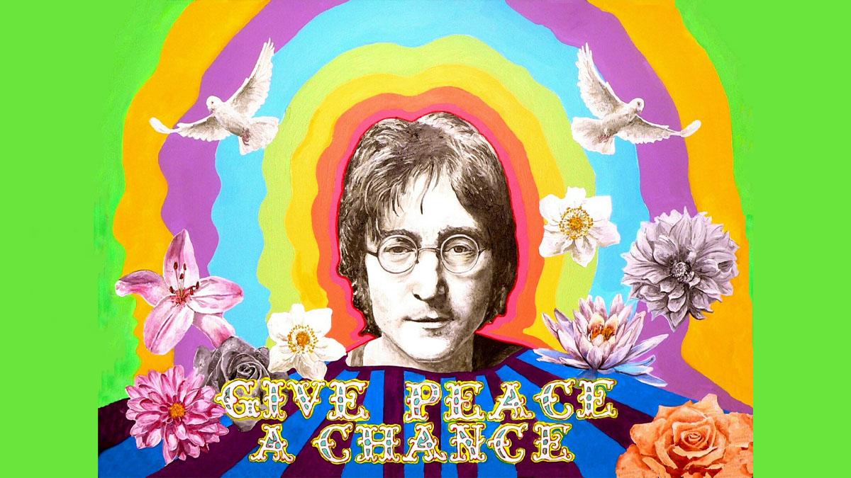 John Lennon. 📷 Stuart Hampton | Pixabay